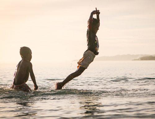 Poème : «Un Petit Regard» de Lansana Kouyaté sur les cours d'eau en Guinée