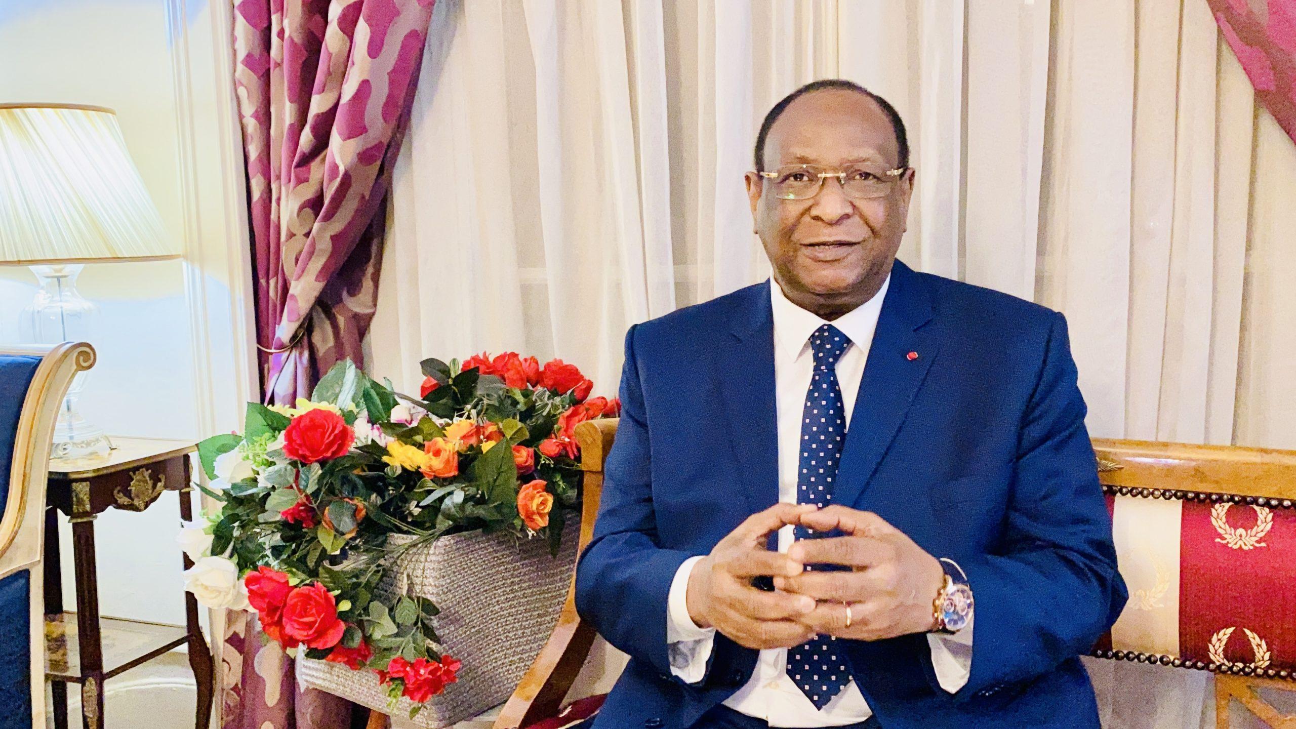 Lansana Kouyaté aux guinéens: « célébrez cette Aïd Al-Adha dans la paix et  dans la sécurité ». – PE.D.N