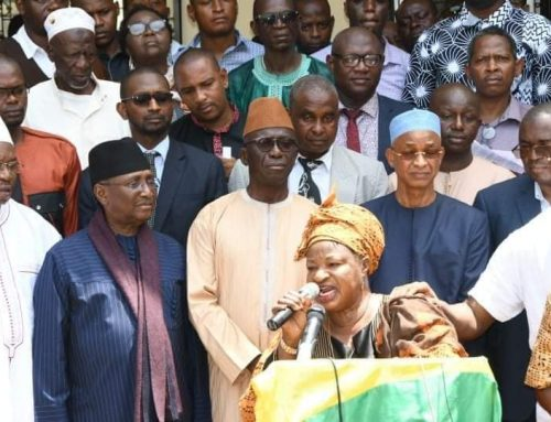 Comité National des Femmes du PEDN : Hadja Sarangbè Condé lève le voile.