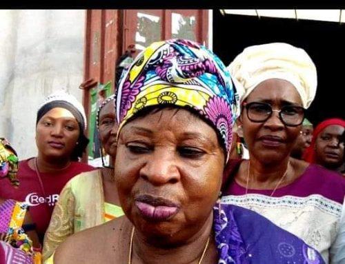 La présidente des femmes du FNDC à propos de l'appel à manifester du 06 août: « ce n'est pas le combat des politiques…»