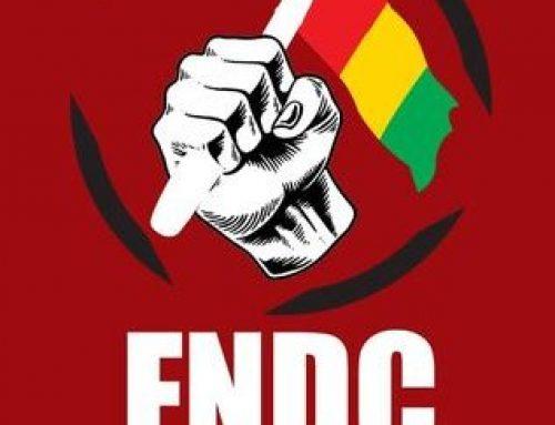 La manifestation du FNDC du 08 Juillet 2020 reportée