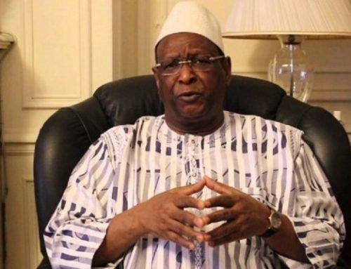 Nouvelle sortie de Lansana Kouyaté: «la Guinée n'est plus un pays normal»