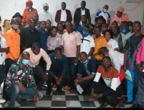 Soutien au PEDN : MKP 2020 fait son baptême et agrandit le nombre de mouvements
