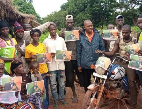 PEDN dans Dinguiraye : la couverture préfectorale continue