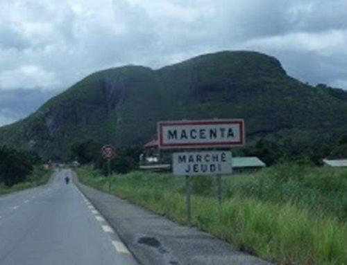 Tension à Macenta : police et  gendarmerie saccagées, le préfet en cavale