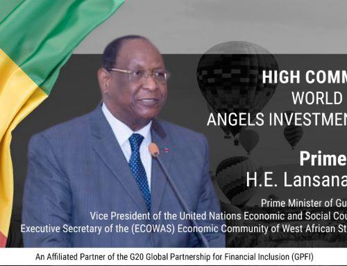 De la Diplomatie à la Finance, Lansana Kouyaté continue à exceller !