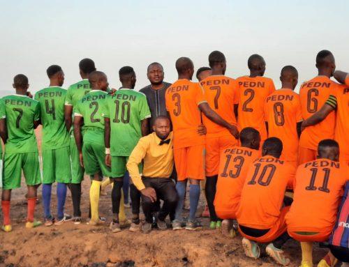 Tondon se mobilise pour le PE.DN : la finale du tournoi doté du trophée de S.E.M Lansana Kouyaté
