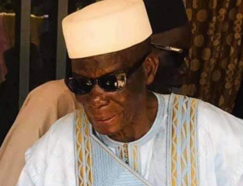 Général Kaba 43 Camara s'en est allé, les condoléances de Lansana Kouyaté