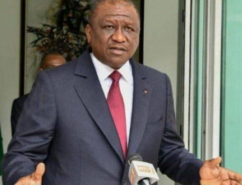 La côte d'ivoire en deuil: AMBAK n'est plus, les condoléances de Lansana Kouyaté !