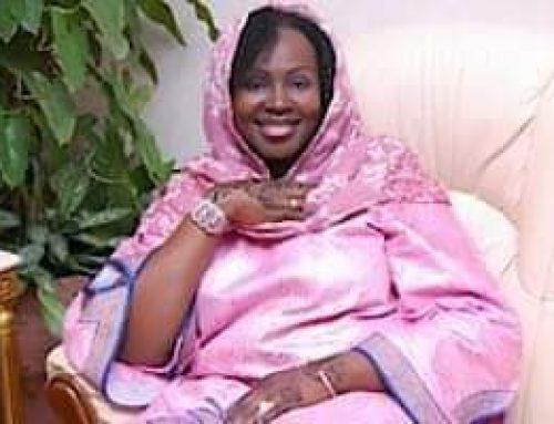 La Fête des femmes, Madame Kouyaté s'exprime !