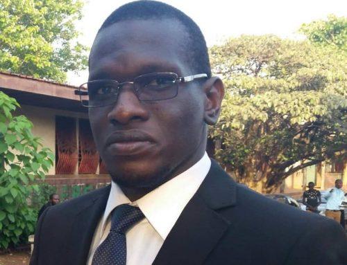 Mamadou SYLLA, la bourde de trop!