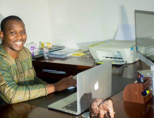 MOHAMED CISSE, UN CADRE DU PE.D.N ET PRÉSIDENT DE DECoP, PARMI LES 100 JEUNES LEADERS DE GUINEE