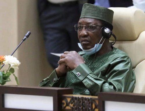 Tchad: Mort du Président Idriss Déby Itno