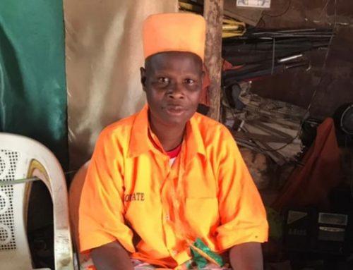 On n'oublie jamais personne: Regard sur Lamine Doumbouya de N'Zérékoré