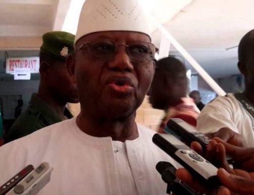 Décès du général Facinet Touré: le message de M. Lansana Kouyaté
