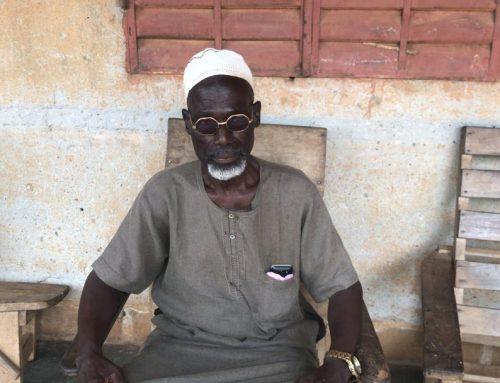 On n'oublie jamais personne : Regard sur Lancinè Komara de N'Zérékoré