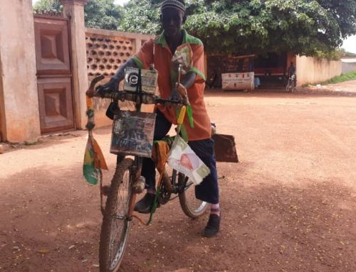 ON N'OUBLIE JAMAIS PERSONNE : Regard sur Samba Kourouma (Sôkhô) de Kankan