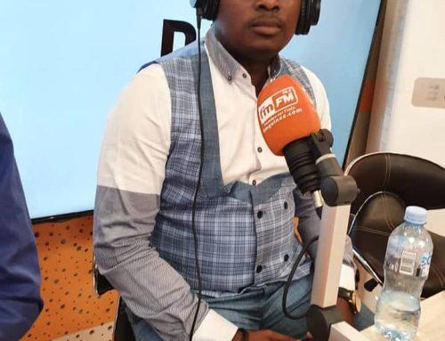 Au PEDN nous sommes concentrés sur l'essentiel. Dixit Alsény Sékou Bangoura, le SGA du Comité National des Jeunes du PE.D.N