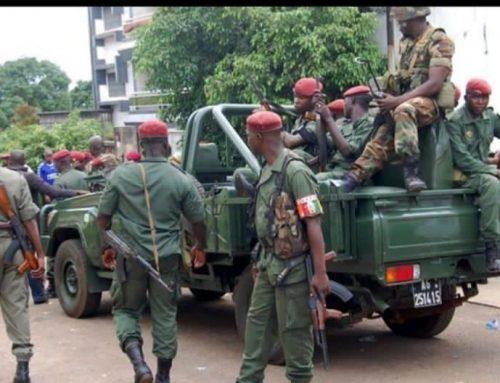 Guinée: Les derniers rebondissements explosifs du putsch qui a déposé du pouvoir le Président Alpha CONDÉ. EXCLUSIF