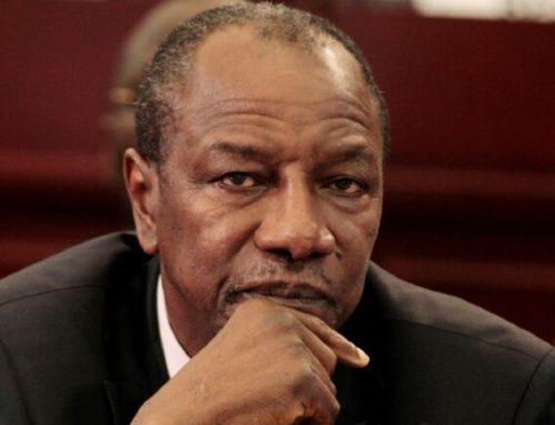Trois jours avant le Coup d'Etat, Alpha Condé avait ordonné l'arrestation du colonel Mamady Doumbouya